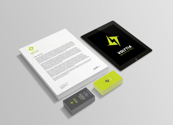 STATIONARY AND APP DESIGN